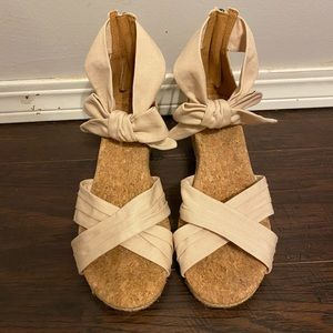 UGG Wedge Sandal!
